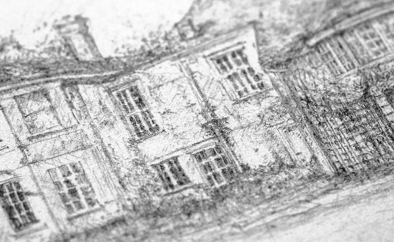 Liz-mellan-pencil-ink-commissions-little_boldre-house-2
