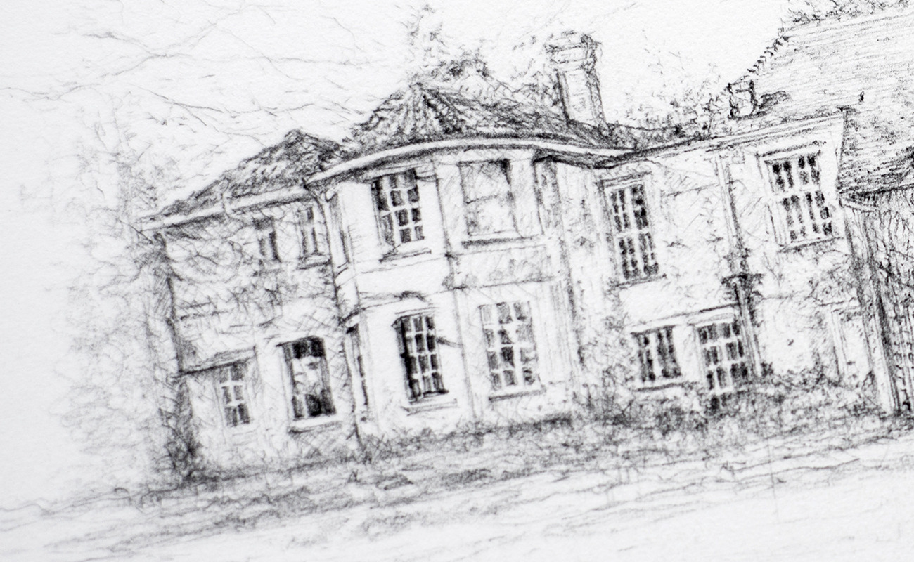 Liz-mellan-pencil-ink-commissions-little_boldre-house-4