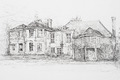 Liz-mellan-pencil-ink-commissions-little-boldre-house-1b